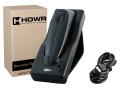 WIRELESS 2D BARCODE READER HD4000. SCANNER IN DOCK STATION.